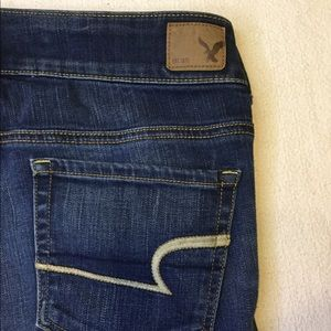 American Eagle Outfitters super stretch capris